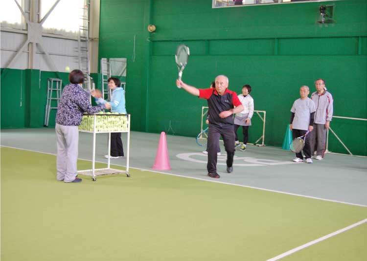 ピアインドア・テニススクール