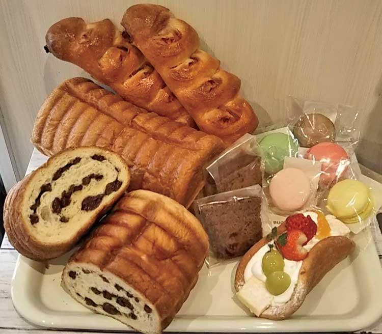 ケーキとパンのお店 たちばな パンとケーキ