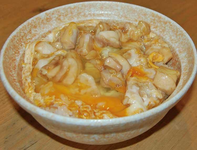 鶏料理専門店 鶏旬「炙り親子丼」