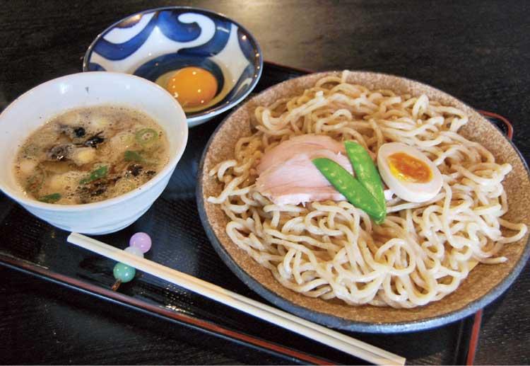 らーめん初代 社「つけ麺」