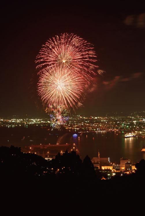 開港160周年記念函館港まつり