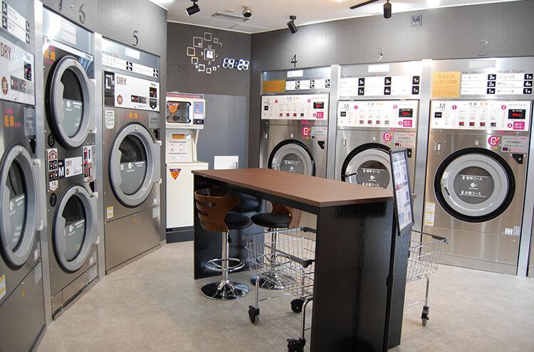 rico cafe Laundry(リコ カフェ ランドリー))